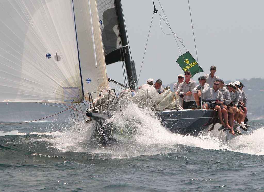 Quest under kite - Rolex Trophy Rating Series © Crosbie Lorimer http://www.crosbielorimer.com