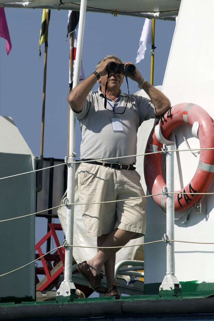 Royal Langkawi International Regatta 2010. Looking for some breeze? © Guy Nowell http://www.guynowell.com