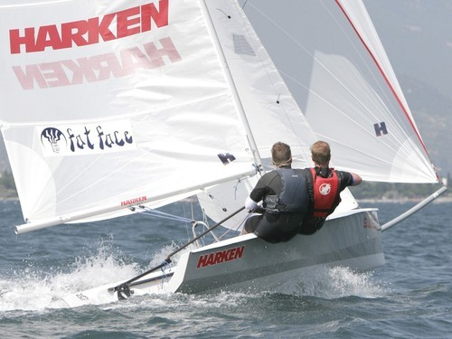 RS 400  © Performance Sailcraft