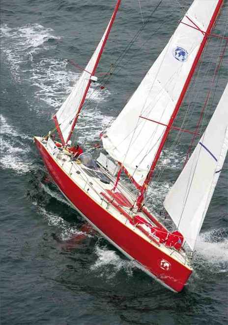 Velux 5 Oceans 2010-11- Legendary French yacht to participate