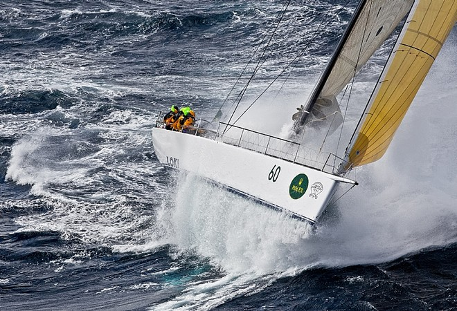 Limit - 2010 Rolex Sydney Hobart. Kellett is a veteran of 38 Sydney Hobart the world's toughest offshore race, and will compete in this year's event ©  Rolex / Carlo Borlenghi http://www.carloborlenghi.net