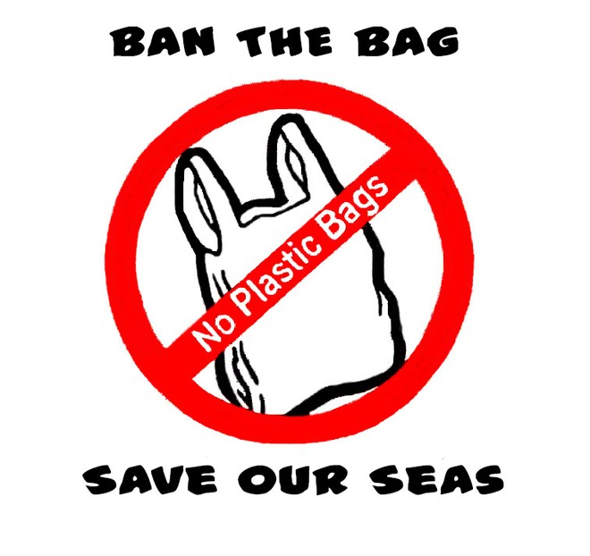 Ban the Bag logo © Ian Thomson