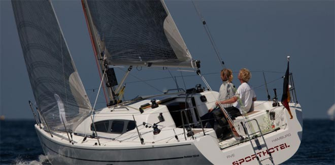 European Yacht of the Year Nomination- Dehler 32