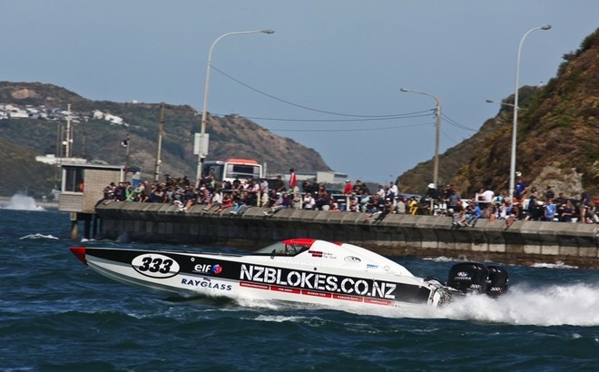 Absolutely Positively' action packed Wellington Offshore
