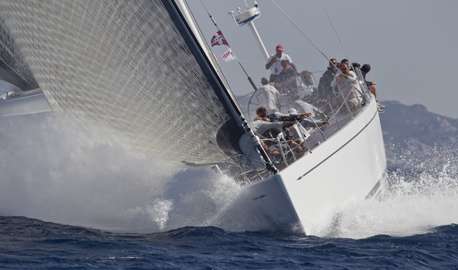 Swan Rolex Cup day 3 images from Carlo Borlenghi
