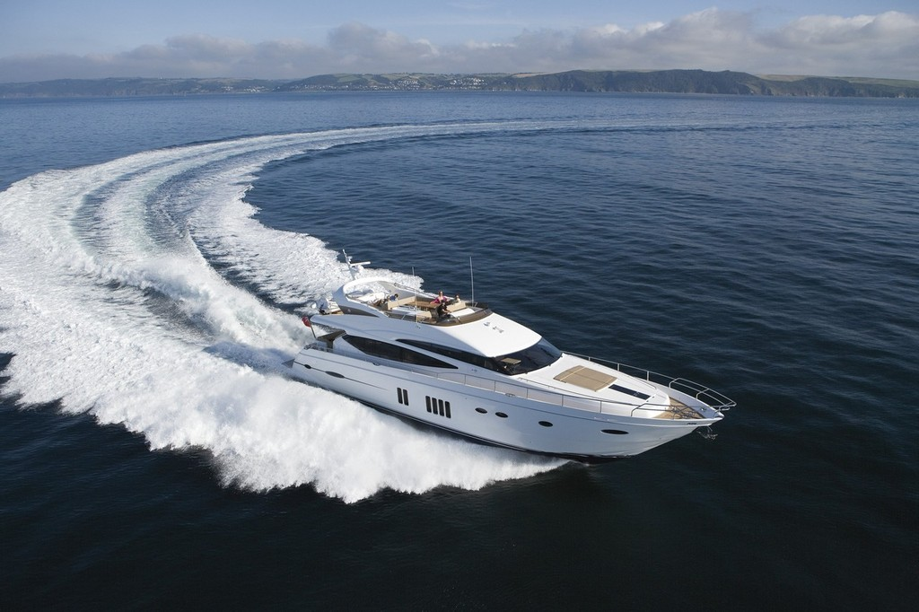 Princess Yachts Powering Ahead In Australia And New Zealand