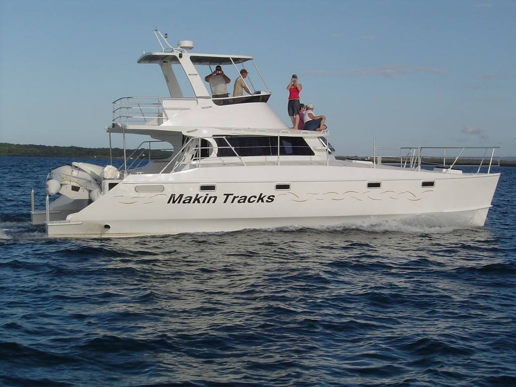 12.7m power Cruising 005 (Lizard Yachts) small © Sanctuary Cove International Boat Show http://www.sanctuarycoveboatshow.com.au/