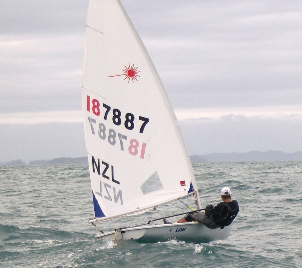 Nic Croft photo copyright Yachting NZ taken at  and featuring the  class
