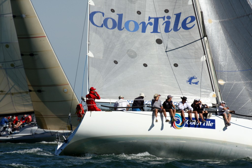 ColorTile. Commodore&rsquo;s Cup day 3 Sail Port Stephens 2011  <br />  &copy; Sail Port Stephens Event Media