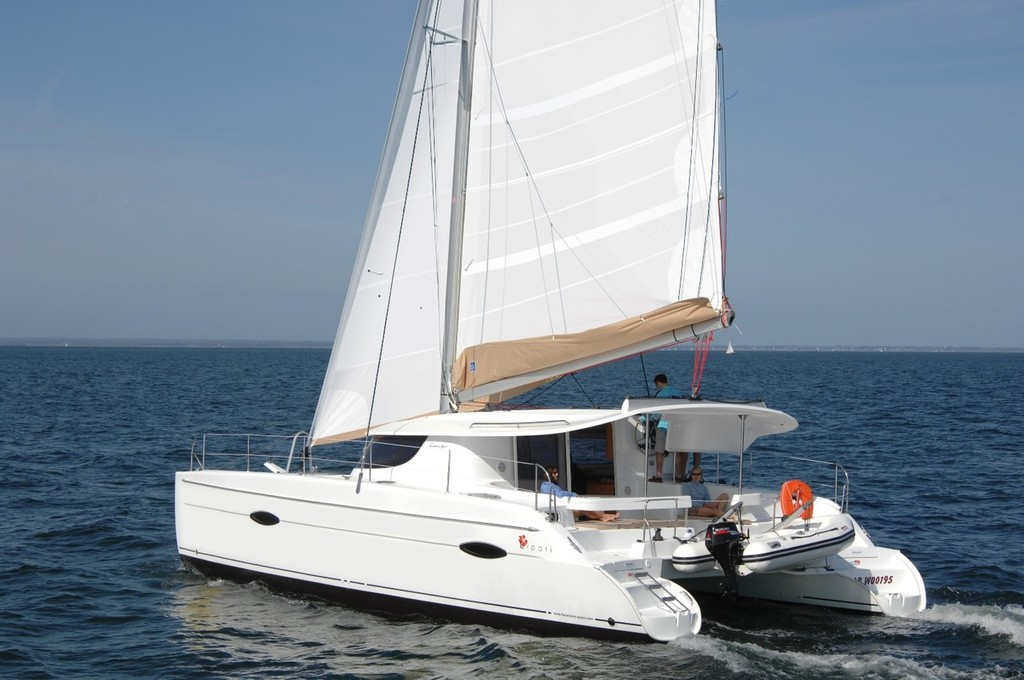 Lipari 41 1 (Multihull Solutions) (small) © Sanctuary Cove International Boat Show http://www.sanctuarycoveboatshow.com.au/