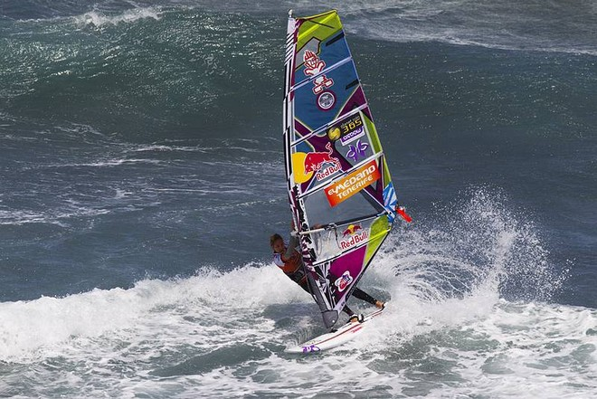 Alice Arutkin - PWA Tenerife World Cup 2011 day two © PWA World Tour http://www.pwaworldtour.com