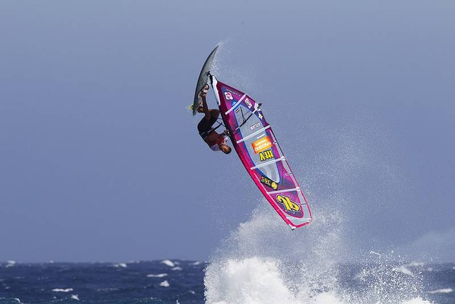Campello push loop - PWA Tenerife World Cup 2011 day two © PWA World Tour http://www.pwaworldtour.com