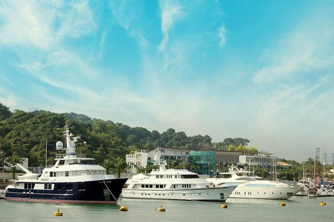 Singapore Yacht Show To Showcase Superyacht Lifestyle