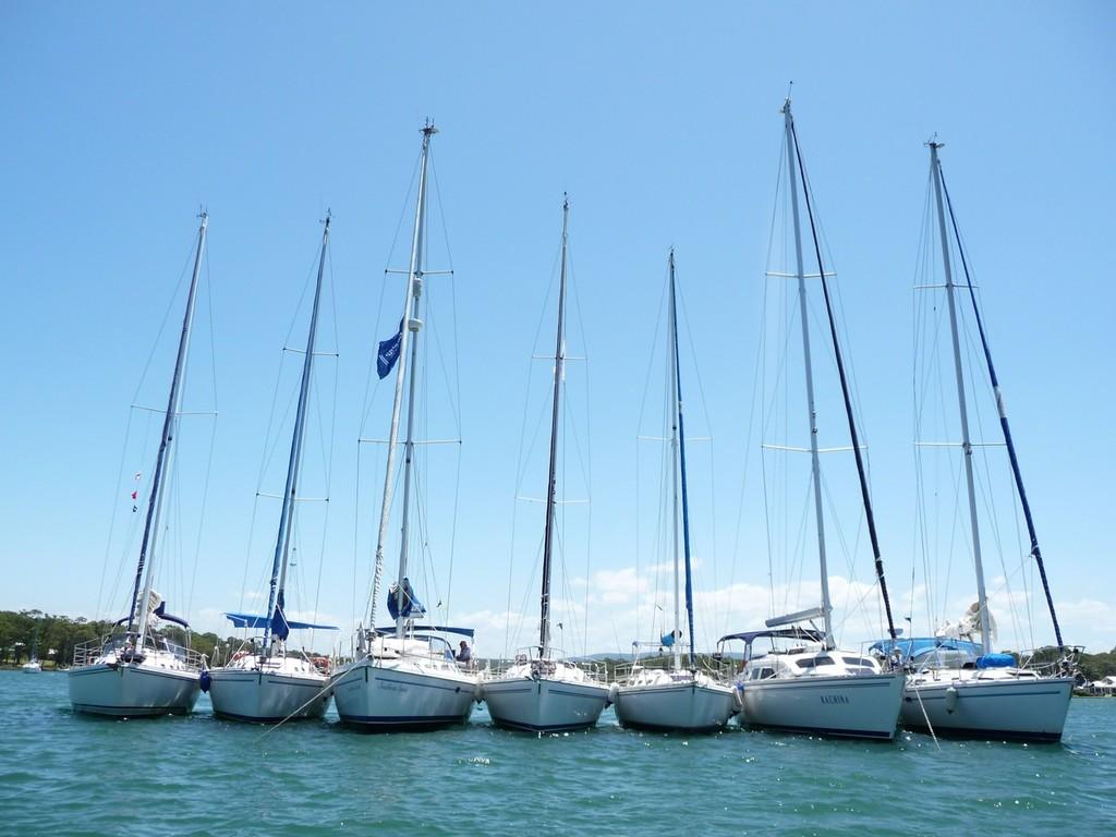 Catalina Owners Lake Macquarie Rendezvous