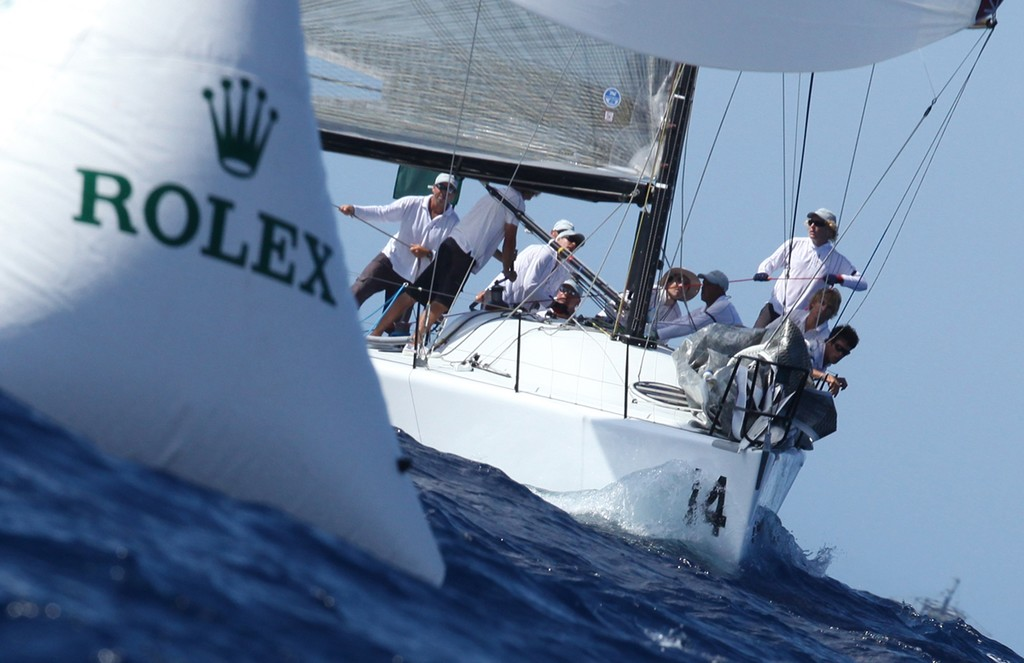Transfusion approaches the bottom mark - Rolex Farr 40 World Championships © Crosbie Lorimer http://www.crosbielorimer.com