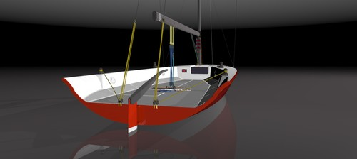 Rendering of Soto 30 © Lucas Dittrich