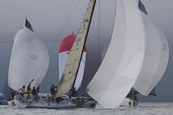 Gary Redelberger's RACER X in IRC C  - Rolex Big Boat Series ©  Rolex/Daniel Forster http://www.regattanews.com