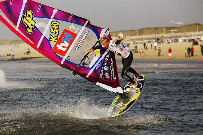 Andy Bubble Chambers in action - PWA Reno World Cup Sylt Grand Slam 2011 Day 2 © PWA World Tour http://www.pwaworldtour.com