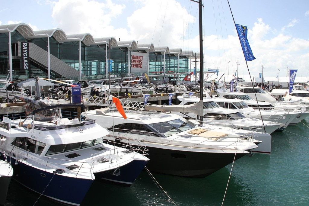 Auckland International Boat Show, 16 September 2011 © Richard Gladwell www.photosport.co.nz