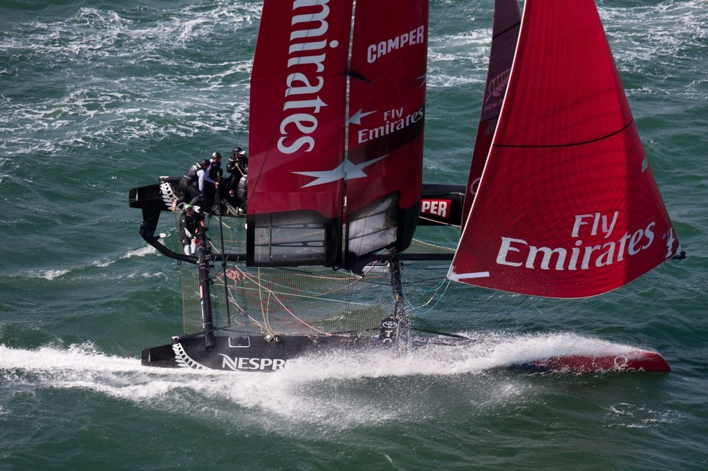 Racing Day 2 - America's Cup World Series, Plymouth England © ACEA - Photo Gilles Martin-Raget http://photo.americascup.com/