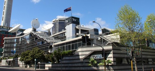 TVNZ is looking for answers to the 34th America's Cup broadcast options © SW