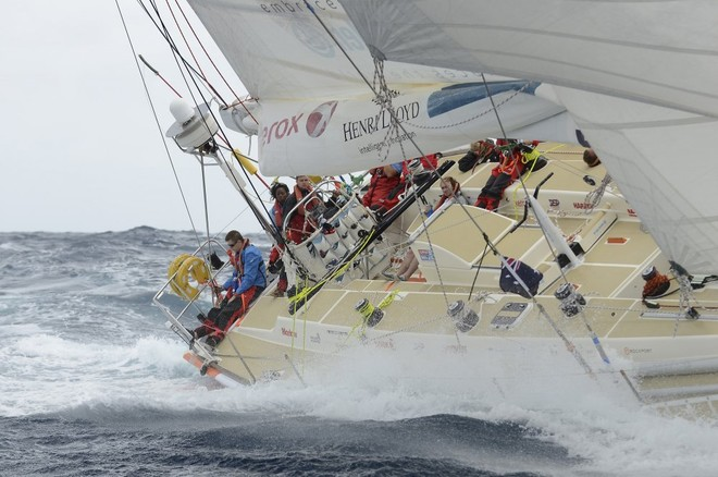 De Lage Landen - Clipper 11-12 Round the World Yacht Race. © Steve Holland/onEdition