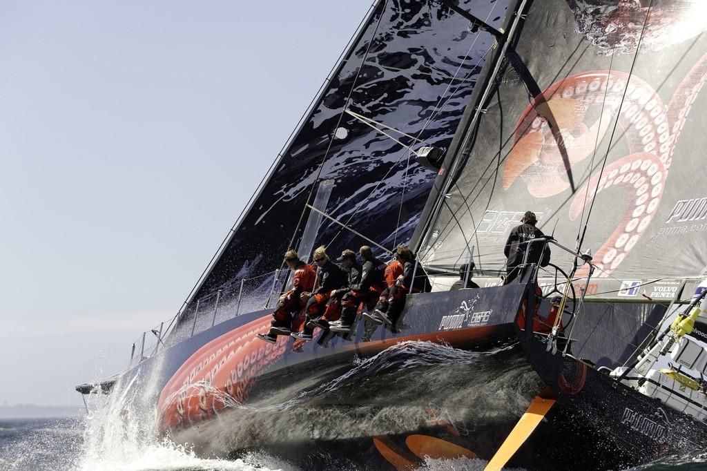 89100457b857 Volvo Ocean Race Leg 2 - Puma Ocean Racing ready to win