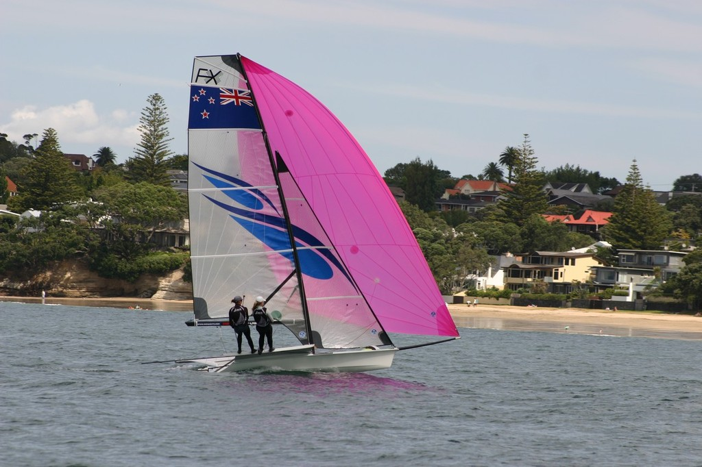 869a25ff Team Jolly take out the NZ 470 National Title