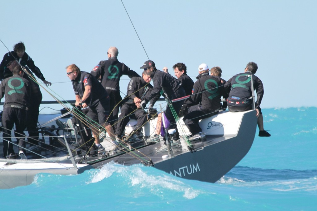 The Quantum Sailing Team are equipped with the Plunge shoes - Key West Race Week 2013 © Quantum 2012