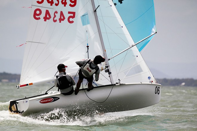 isaf youth sailing world victorian teenagers ready