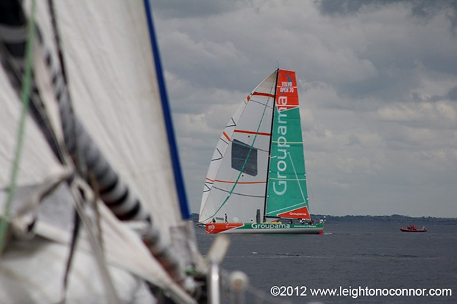 Groupama - Volvo Ocean Race 2011-12 © Leighton O'Connor http://www.leightonphoto.com/
