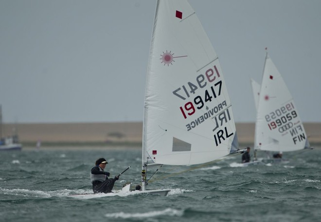 Annalise Murphy (IRL 199417) Laser Radial - Skandia Sail for Gold Regatta 2012 © onEdition http://www.onEdition.com