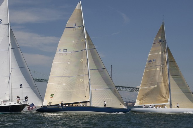 New York Yacht Club (NYYC) 158th Annual Regatta  © Bill Black /Rolex - copright http://www.nyyc.org