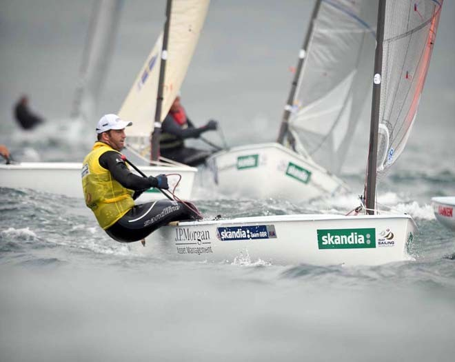 Ben Ainslie © onEdition http://www.onEdition.com