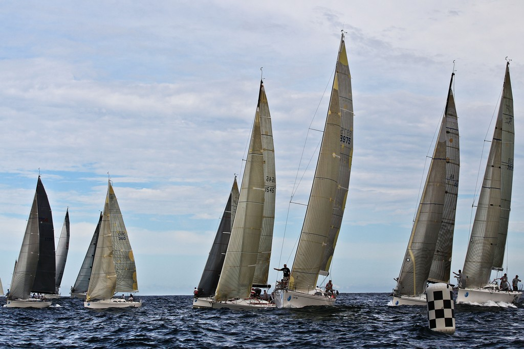 NSW IRC Championships at the 2012 Sail Port Stephens Regatta © Matt King /Sail Port Stephens 2012