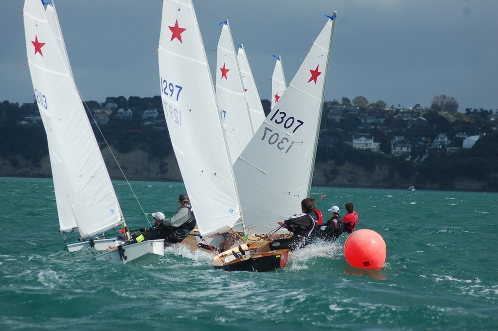 Day 2, 2012 Starling Nationals, Murrays Bay © Brian Haybittle