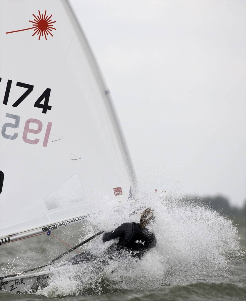 Marit Bouwmeester NED World Number One Laser Radial Olympic Class - The Brand is Zhik! © Zhik http://www.zhik.com
