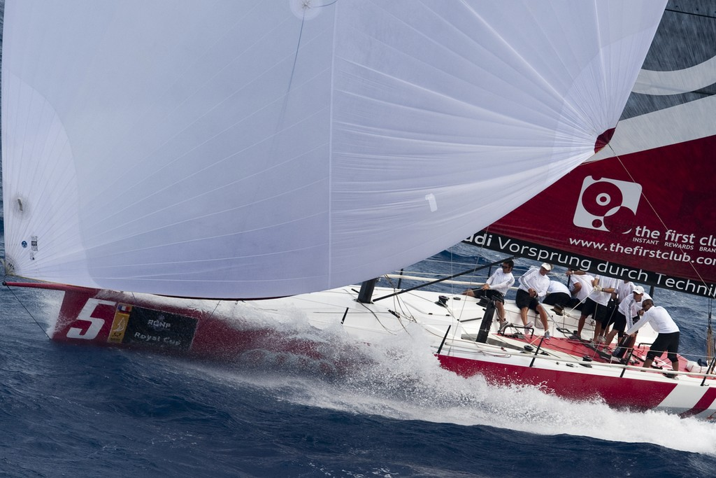 Royal Cup 2012 final day © Xaume Olleros / 52 Super Series