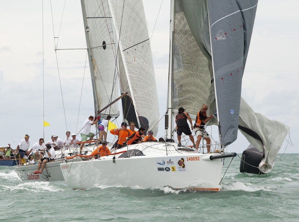 Top of the Gulf Regatta 2012 - Walawala, Tantrum © Guy Nowell/Top of the Gulf