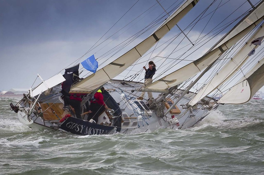 <b>Image of the day</b> Panerai British Classic Week 2012 Gipsy Moth IV &copy; Guido Cantini