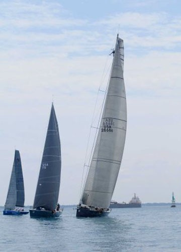 Bayview Mackinac Race 2012 © The Times Herald, Mark R. Rummel / AP