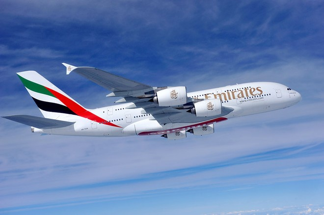 Emirates Airlines give you the chance to get a travel bargain, and support NZ Optimist coaching © Emirates Team New Zealand http://www.etnzblog.com