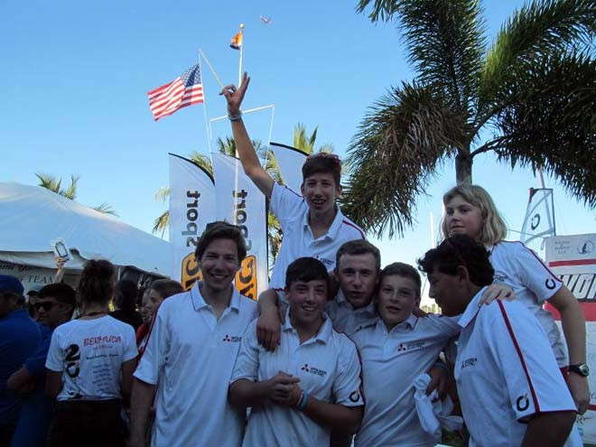 2012 O'Pen Bic World Cup Championship © Tamme Flood http://www.worldopenbicmiami.com/