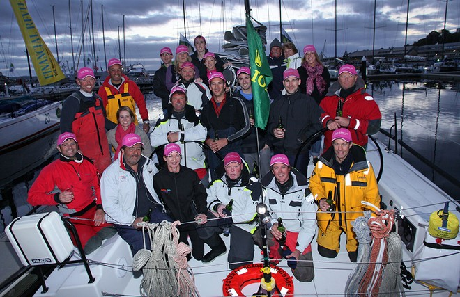 Occasional Coarse Language Too crew and support. - Rolex Sydney Hobart 2012 © Crosbie Lorimer http://www.crosbielorimer.com