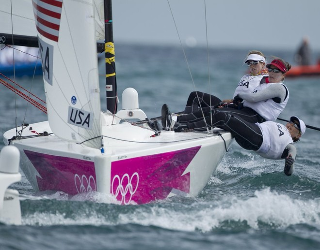 Anna Tunnicliffe announces retirement from Olympic sailing