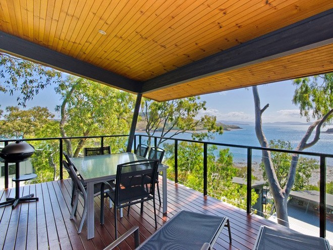 Enjoy the fantastic views from one of our Shorelines apartments! © Kristie Kaighin http://www.whitsundayholidays.com.au
