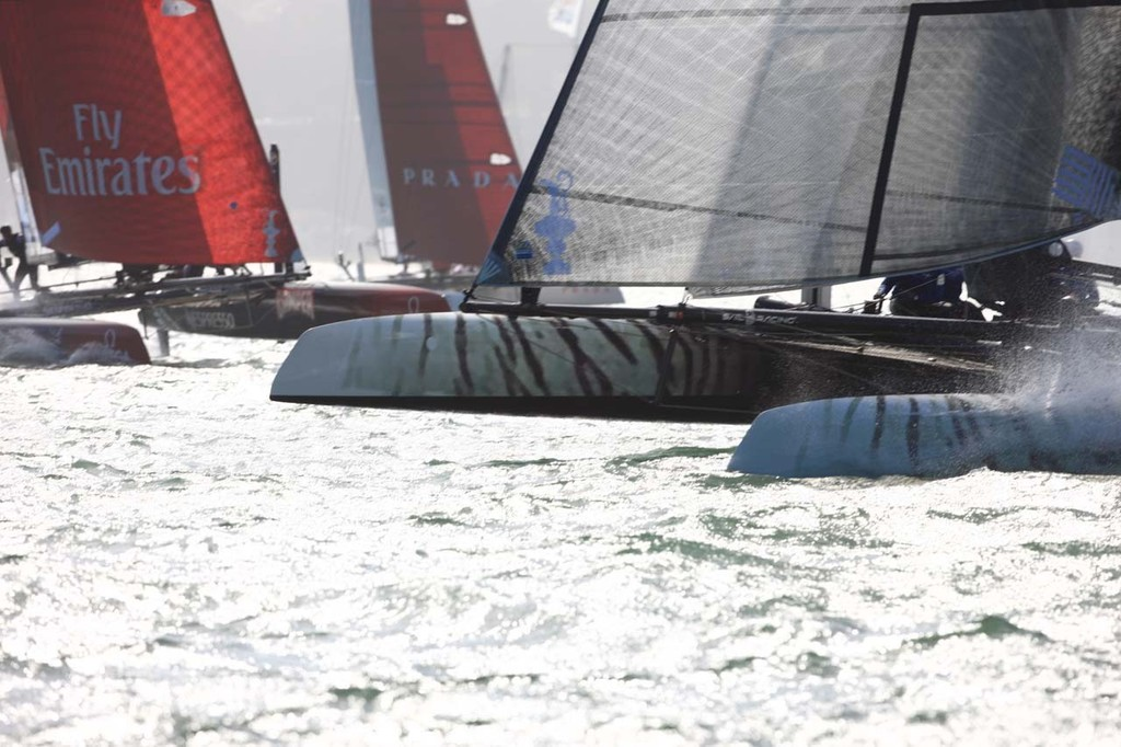 America's Cup World Series San Francisco 2012 © ACEA - Photo Gilles Martin-Raget http://photo.americascup.com/