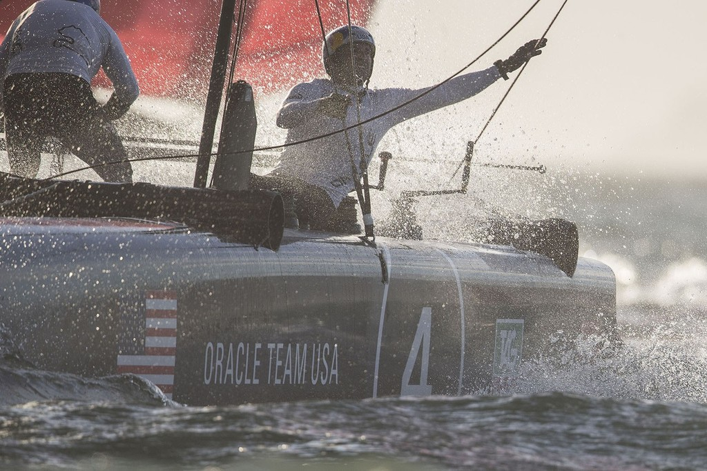 ACWS San Francisco - Oracle Team USA © Guilain Grenier Oracle Team USA http://www.oracleteamusamedia.com/