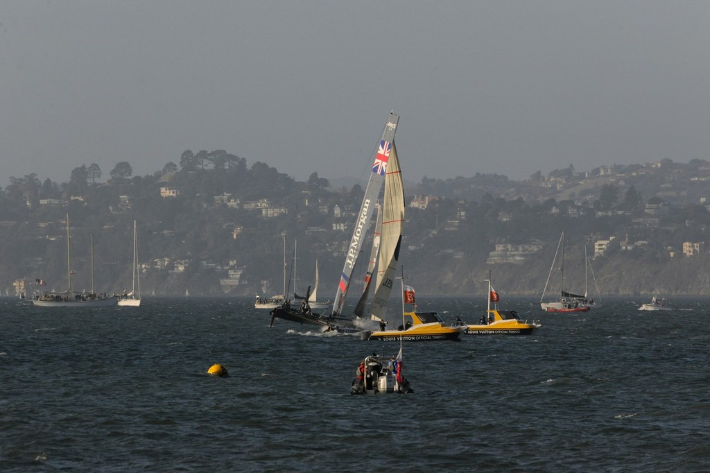 America's Cup World Series San Francisco ©  SW
