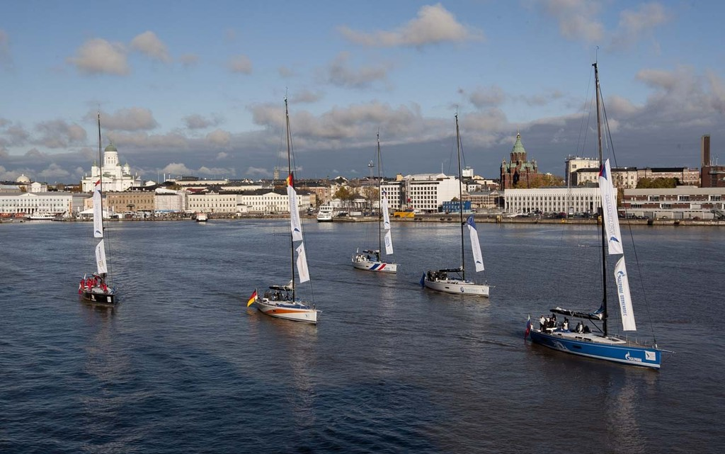 Nord Stream Race Fleet will race 260 miles to Sweden from Finland - 2012 Nord Stream Race © onEdition http://www.onEdition.com